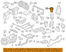 LAND ROVER OEM Range Rover Sport Console-12V Cigarette Lighter YUJ500060PVJ
