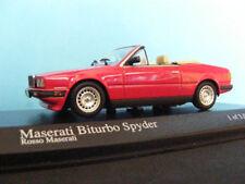 Maserati Diecast Vehicles with Unopened Box