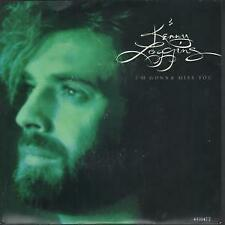 KENNY LOGGINS I'm Gonna Miss You 7 INCH VINYL UK Cbs 1988 B/W Isabella's Eyes