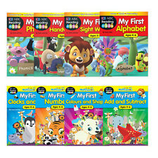 ABC Mathseeds and Reading Eggs - Get Reading and Maths Ready Pack