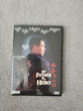 My Father Is A Hero (The Enforcer) (Hong Kong R0 Dvd, 2000, Widescreen, Jet Li)