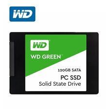 "Western Digital WD Green 120GB, Internal, 2.5"" (WDS120G2G0A) Solid State Drive"