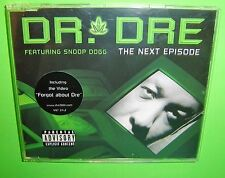 """DR. DRE w/Snoop Dogg """"The Next Episode"""" -Aftermath Records CD[2000/PA] w/Video"""