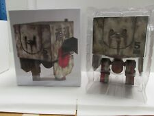 ThreeA Ashley Wood 3A MIGHTY SQUARE JDF Japan Defense Forces figure WWR Robot