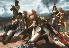 FINAL FANTASY XIII PRINT ART POSTER PICTURE A3 SIZE GZ1572