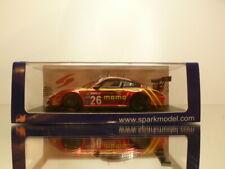 SPARK US01 PORSCHE 997 GT3 CUP #26 MOMO - 24h DAYTONA 2012 - 1:43 - MINT IN BOX