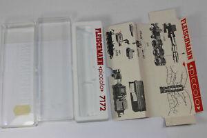 n3183, Fleischmann 7172 Leerverpackung Leerkarton Leer Box OVP empty box Spur N