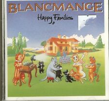 Blancmange Happy Families - Original German CD RARE