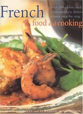 French Food and Cooking,Carole Clements, Elizabeth Wolf-Cohen