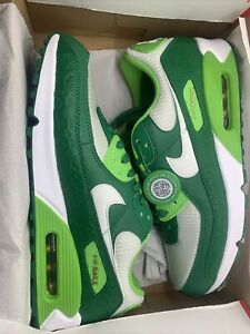 Nike Air Max 90 St. Patrick's Day (DD8555-300)  On-Hand (Sz; 12)  NIB
