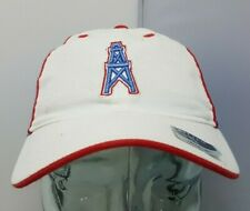 HOUSTON OILERS THROWBACK #34 CAMPBELL FITTED MEDIUM REEBOK