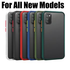 For Samsung Galaxy Note 10 S10 Lite 2020 A71 S20 A41 Liquid SILICONE Case Cover