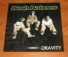 Bush Babees Gravity Poster 2-Sided Flat Square 1996 Promo 12x12 RAP