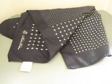 Brooks Brothers Made in Italy 100% Silk Pocket Scarf Flash Sale!