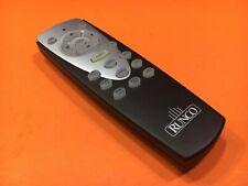Genuine Runco CW-42HD CW-50XA Projector Remote Control Open Box New Condition!!!