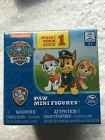 Lot of 3 New Paw Patrol MIGHTY PUPS Series 1 Paw Mini Figures Blind Box Unopened