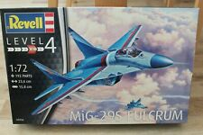 Revell 03936  MiG-29S FULCRUM Level 4