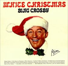 BING CROSBY White Christmas - 1974 UK VINYL LP RECORD EXCELLENT CONDITION