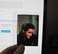 Elvis Presley 3 1/2 x 2 1/4 Color Transparency 1960's Movie Publicity Photo
