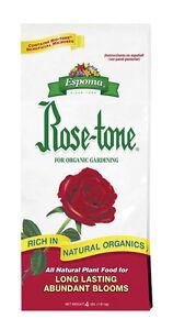 Espoma  Rose-tone  Granules  Organic Plant Food  4 lb.