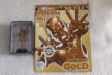 Eaglemoss DC Comics Super Hero Collection #107 GOLD (Metal Men) Lead Figure