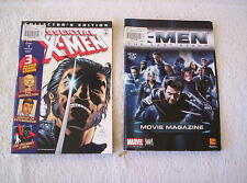 The Essential X-Men and X-Men : The Last Stand comic books