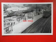 PHOTO  SR LAUNCESTON RAILWAY STATION