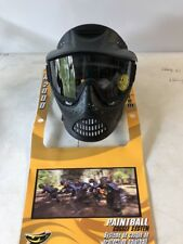 Genuine Alpha 2000 Elite Paintball Goggle System - Fog Resistant Lens **READ**