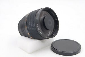 OHNAR 300mm F5.6 mirror lens in Nikon F mount
