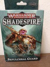 Warhammer Underworlds Sepulchral Guard Shadespire NIB