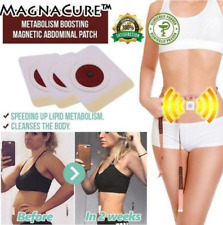 MagnaCure Metabolism Boosting Magnetic Abdominal Patch 10PCS