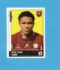 PANINI CALCIATORI 2006-2007- Figurina n.327- LEON - REGGINA -NEW