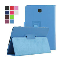 Folio PU Leather Stand Case Cover For Samsung Galaxy Tab A 8.0 T350 8'' Tablet