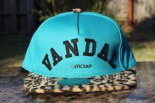 "The Official Crown of Laurel ""Vandal"" Snapback Hat Adjustable Cap"