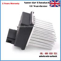 Heater Blower Motor Resistor Fits AUDI A6 C5 Avant 1997-2005 4B0 820 521