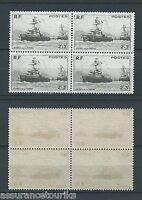 FRANCE - 1946 YT 752 bloc de 4 - TIMBRES NEUFS** LUXE