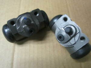 62 63 64 DODGE PLYMOUTH 63 64 CHRYSLER  REAR WHEEL CYLINDERS PAIR L+R