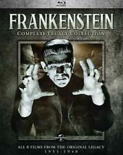 FRANKENSTEIN: COMPLETE LEGACY COLLECTION NEW BLU-RAY