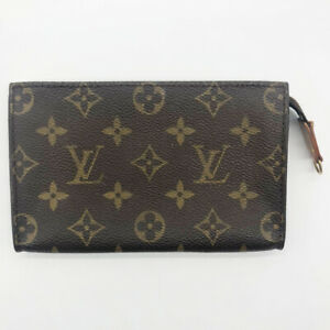 Louis Vuitton Bucket PM Poche only Monogram Brown  LR0997 used