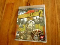 Borderlands 2 (Sony PlayStation 3, 2012) New Factory Sealed