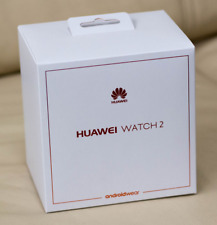 Huawei Watch 2 Smartwatch for Universal/Smartphones - Carbon Black