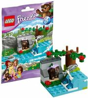 LEGO Friends Series 5 Brown Bears River 41046 Age 5 - 12 Years New & Sealed