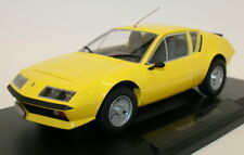 1 18 Norev Renault Alpine A310 1977 Yellow