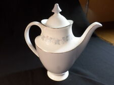 Royal Doulton. Lyric. Coffee Pot. (A/F). H4948. Made In England.