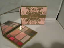 Bella IL Fiore Pretty Perfect Full Color Face Palette Lip Gloss Eyeshadow Cheeks