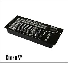 Blizzard Kontrol 5 / B-STOCK / DMX Controller ideal for RGBAW fixtures