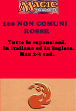 MAGIC LOTTO 100 NON COMUNI ROSSE