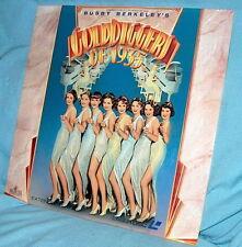 LD laserdisc GOLD DIGGERS OF 1935 DICK POWELL/ADOLPH MENJOU Busby Berkeley