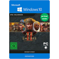 Age of Empires II - Definitive Edition [Windows 10 Key] - PC Download Code DE