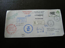 TAAF - enveloppe 1/2/1980 (cy67)